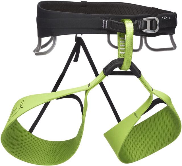 Black Diamond Klettergurt : Black diamond solution honnold edition harness men verde campz